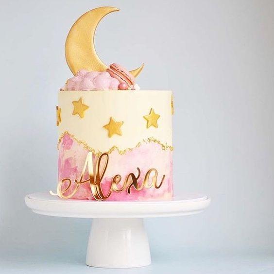 10 idées gâteaux originaux pour votre Baby Shower.