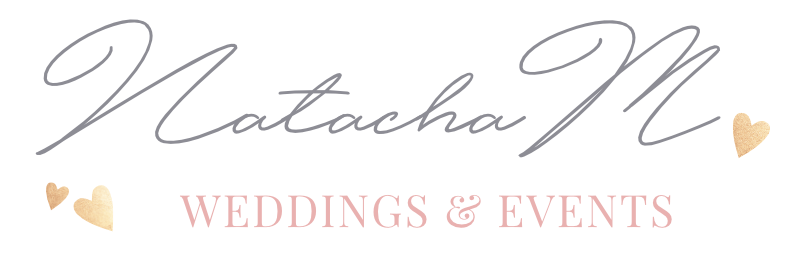 Logo Natacha M Events Vecto